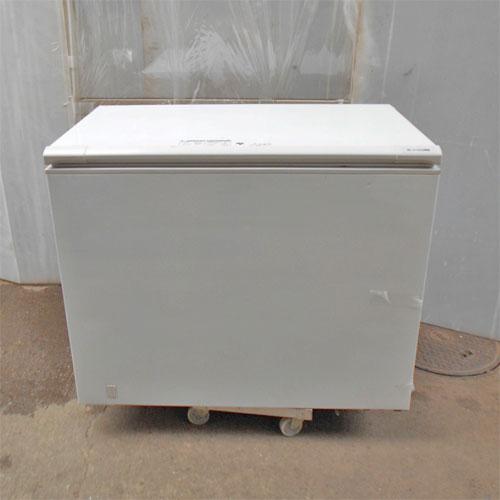 【中古】冷凍ストッカー サンデン SH-360XC 幅1090×奥行660×高さ895 【送料別途見積】【業務用】