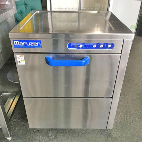 【中古】アンダー食器洗浄機 マルゼン MDKLTB6 幅650×奥行600×高さ800 三相200V 【送料別途見積】【業務用】