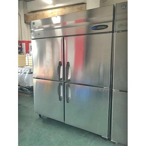 【中古】縦型冷凍冷蔵庫 ホシザキ HRF-150LZ3 幅1500×奥行800×高さ1905 三相200V 【送料別途見積】【業務用】