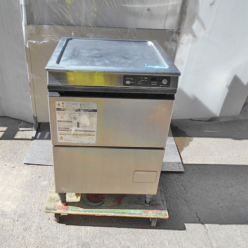 【中古】食器洗浄機 ホシザキ JW-400TUF3 幅600×奥行600×高さ840 三相200V 50Hz専用 【送料別途見積】【業務用】