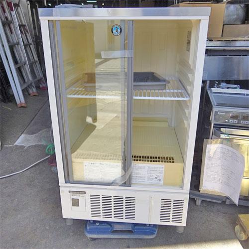 【中古】冷蔵ショーケース ホシザキ SSB-63CL1 幅630×奥行550×高さ1050 【送料別途見積】【業務用】