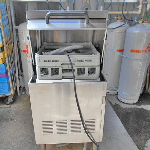 【中古】食器洗浄機 大和冷機 DDW-HE6 幅600×奥行600×高さ1300 三相200V 50Hz専用 【送料無料】【業務用】