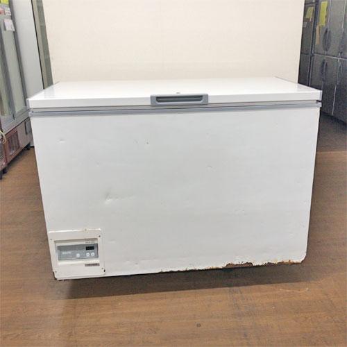 【中古】超低温冷凍ストッカー(-40℃) 三洋電機 SCR-D430N 幅1265×奥行750×高さ900 【送料無料】【業務用】