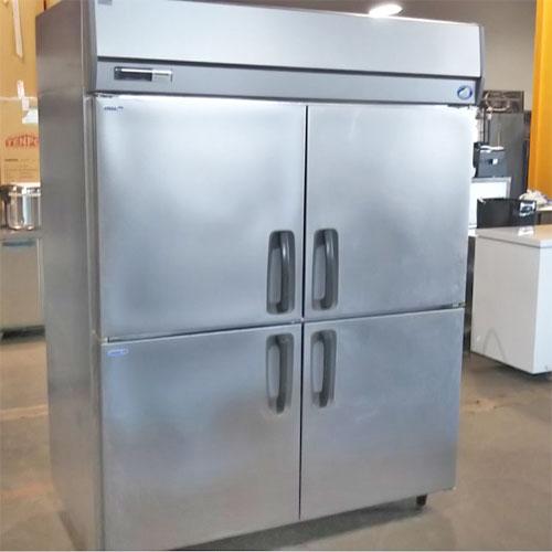 【中古】縦型冷凍冷蔵庫 パナソニック(Panasonic) SRR-J1583C2VA 幅1500×奥行800×高さ1980 三相200V 【送料別途見積】【業務用】