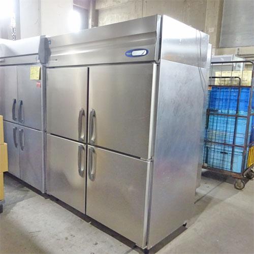 【中古】縦型冷蔵庫 ホシザキ HR-150Z 幅1500×奥行800×高さ1890 【送料別途見積】【業務用】