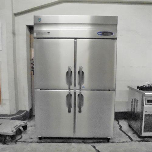 【中古】4ドア 冷凍冷蔵庫 ホシザキ HRF-120Z3 幅1200×奥行810×高さ1890 三相200V 【送料別途見積】【業務用】