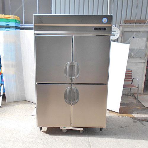 【中古】冷凍冷蔵庫 福島工業(フクシマ) ARD-122PM 幅1200×奥行800×高さ1950 【送料別途見積】【業務用】