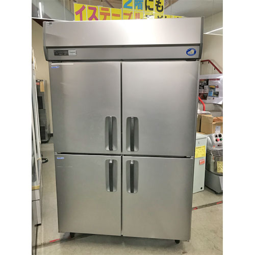 【中古】縦型冷凍冷蔵庫 パナソニック(Panasonic) SSR-1283C2 幅1200×奥行800×高さ2000 三相200V 【送料無料】【業務用】