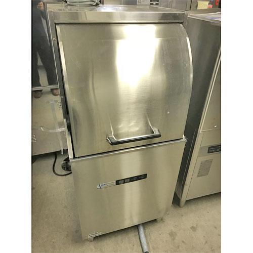 【中古】食器洗浄機 シェルパ TBDW-450U3 幅600×奥行600×高さ1350 三相200V 【送料無料】【業務用】