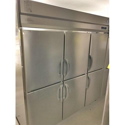 【中古】縦型冷蔵庫 福島工業(フクシマ) ARD-180RMD 幅1800×奥行800×高さ1950 三相200V 【送料無料】【業務用】