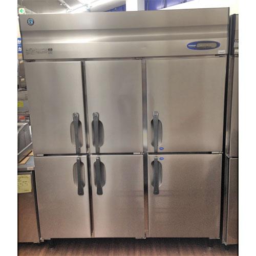【中古】縦型冷凍冷蔵庫 ホシザキ HRF-150ZF3-D 幅1500×奥行800×高さ1890 三相200V 【送料別途見積】【業務用】
