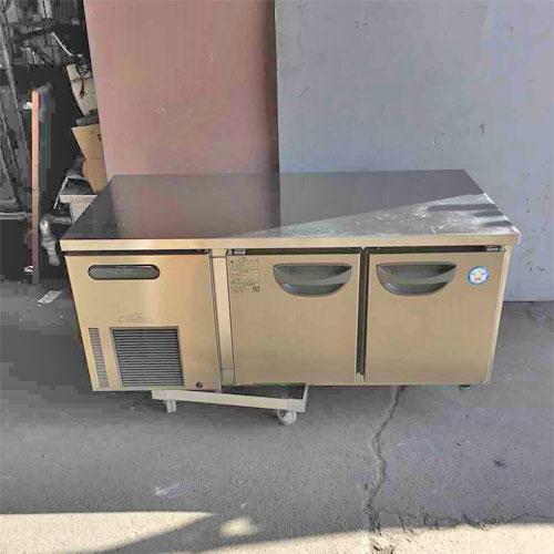 【中古】低冷蔵コールドテーブル 福島工業(フクシマ) TNC-40RM3-F 幅1200×奥行600×高さ600 【送料別途見積】【業務用】