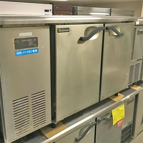 【中古】冷蔵コールドテーブル 大和冷機 4771CD 幅1200×奥行600×高さ800 【送料無料】【業務用】