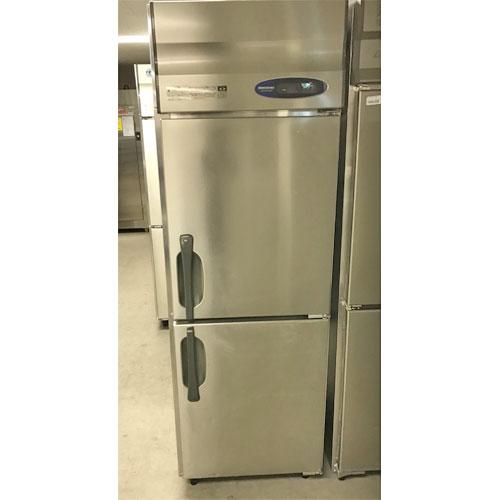 【中古】縦型冷蔵庫 ホシザキ HR-63ZT3 幅625×奥行650×高さ1890 三相200V 【送料無料】【業務用】