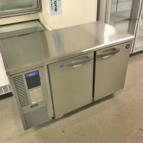 【中古】冷凍冷蔵コールドテーブル ホシザキ RFT-120SNF-E 幅1200×奥行600×高さ800 【送料無料】【業務用】