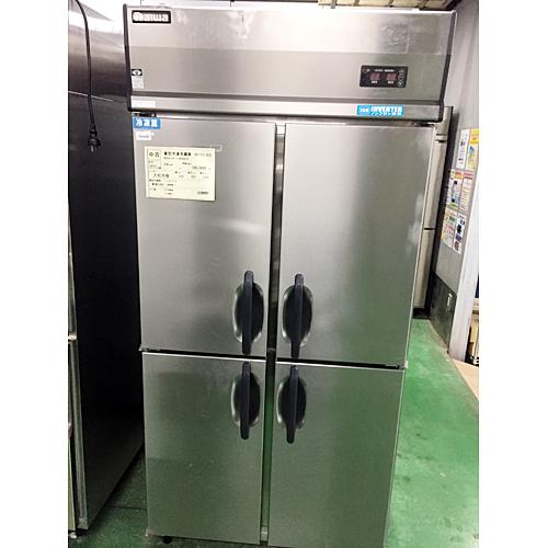 【中古】縦型冷凍冷蔵庫 大和冷機 301S1-EC 幅900×奥行800×高さ1905 【送料別途見積】【業務用】