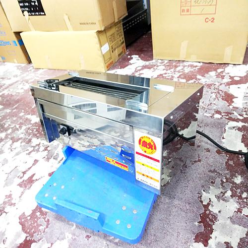 【中古】電気式焼物器(ヒゴグリラー) ヒゴグリラー TAN-4 幅630×奥行310×高さ300 三相200V 【送料無料】【業務用】