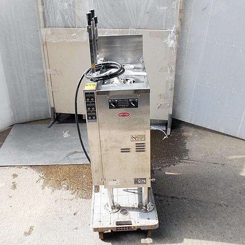 【中古】自動ゆで麺機 日本洗浄機 UML521E 幅330×奥行750×高さ800 三相200V 【送料無料】【業務用】