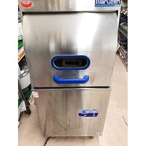 【中古】食器洗浄機 マルゼン MDRTB6 幅600×奥行600×高さ1370 三相200V 【送料無料】【業務用】