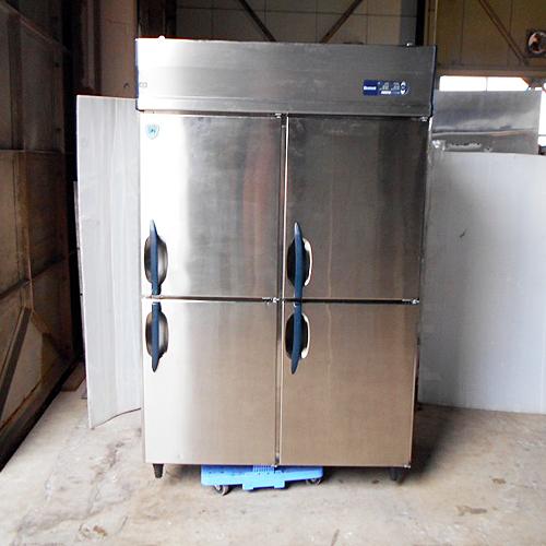 【中古】冷凍冷蔵庫 大和冷機 423YS2-EC 幅1200×奥行650×高さ1905 三相200V 【送料別途見積】【業務用】