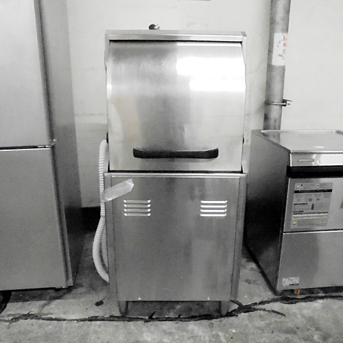 【中古】食器洗浄機 ホシザキ JWE-450RUA3-L 幅600×奥行600×高さ1315 三相200V 【送料別途見積】【業務用】