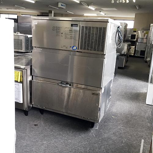 【中古】製氷機 パナソニック(Panasonic) SIM-S241NB 幅1085×奥行740×高さ1510 三相200V 【送料別途見積】【業務用】