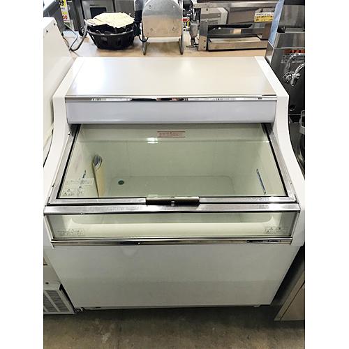 【中古】冷凍ショーケース サンデン GSR-750XE 幅750×奥行727×高さ886 【送料無料】【業務用】