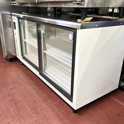 【中古】冷蔵ショーケース 福島工業(フクシマ) TGC-50RE 幅1500×奥行600×高さ800 【送料無料】【業務用】