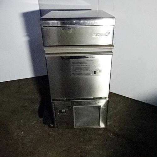 【中古】製氷機 福島工業(フクシマ) FIC-A25K 幅390×奥行450×高さ800 【送料別途見積】【業務用】