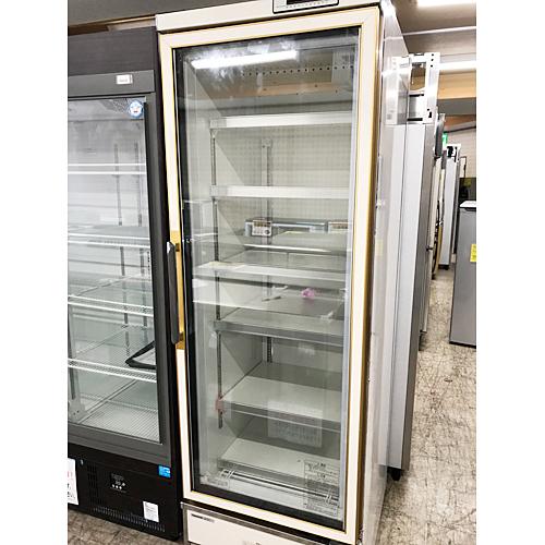 【中古】冷凍リーチインショーケース パナソニック(Panasonic) SRL-2075N 幅608×奥行770×高さ1900 三相200V 【送料別途見積】【業務用】