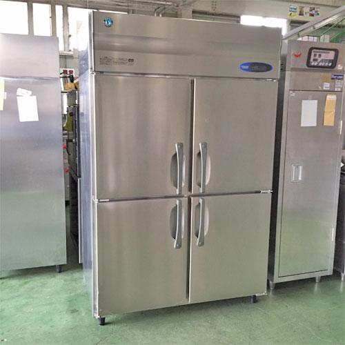 【中古】縦型冷蔵庫 ホシザキ HR-120Z3 幅1200×奥行800×高さ1890 三相200V 【送料別途見積】【業務用】