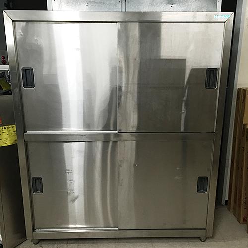 食器棚 タニコー 業務用 中古/送料別途見積 幅1500×奥行600×高さ1780
