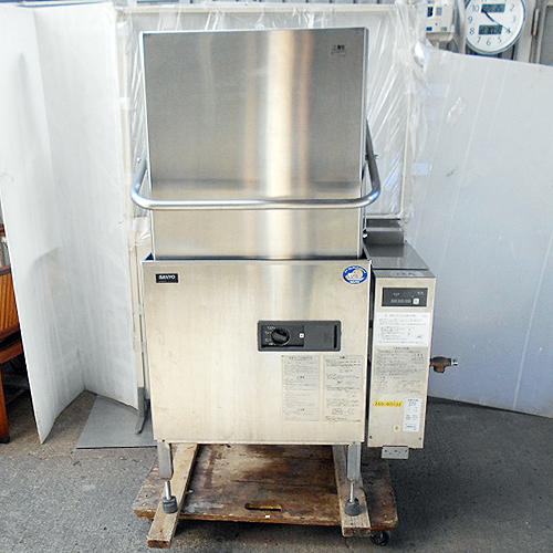 【中古】食器洗浄機 三洋電機 DW-DR54UG 幅600×奥行600×高さ1277 50Hz専用 【送料無料】【業務用】