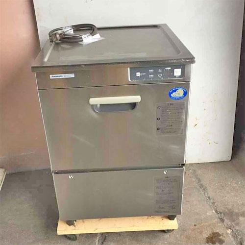 【中古】食器洗浄機 パナソニック(Panasonic) DW-UD44U3 幅600×奥行600×高さ800 三相200V 【送料別途見積】【業務用】
