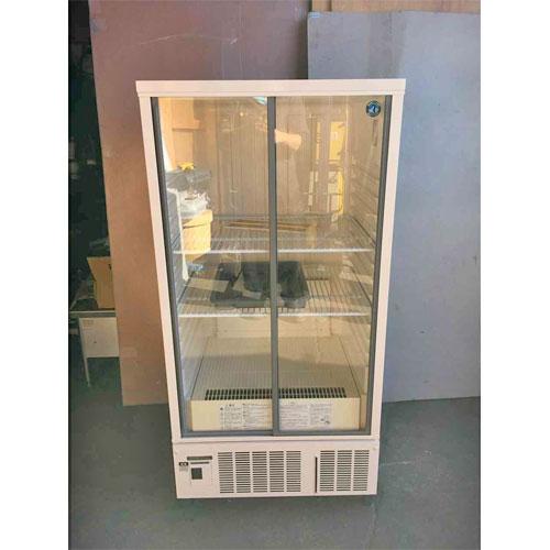 【中古】冷蔵ショーケース ホシザキ SSB-70C2 幅700×奥行550×高さ1410 【送料別途見積】【業務用】