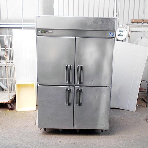 【中古】冷凍庫 パナソニック(Panasonic) SRF-J1283VS 幅1200×奥行800×高さ1950 三相200V 【送料別途見積】【業務用】