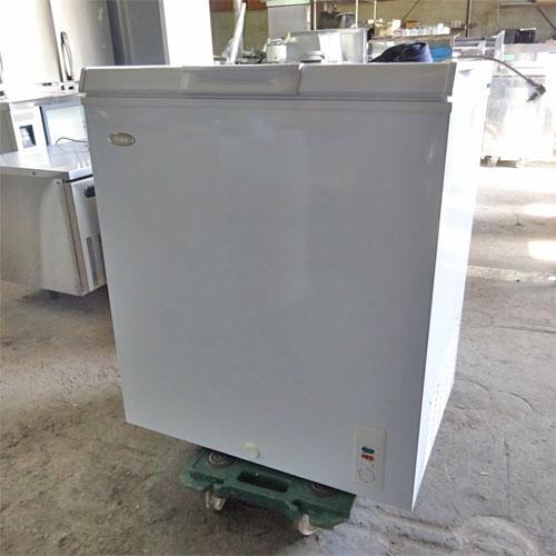【中古】冷凍ストッカー ハイアール JF-NC145A 幅720×奥行565×高さ885 【送料別途見積】【業務用】