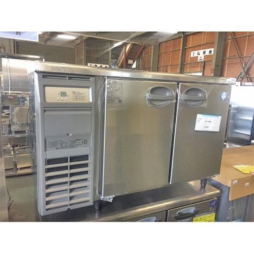 【中古】冷蔵コールドテーブル 福島工業(フクシマ) YRC-120RM2 幅1200×奥行600×高さ800 【送料別途見積】【業務用】