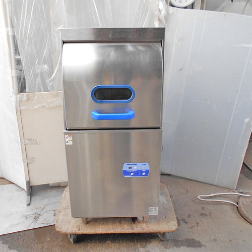 【中古】食器洗浄機 マルゼン MDRTB6 幅600×奥行600×高さ1375 【送料無料】【業務用】