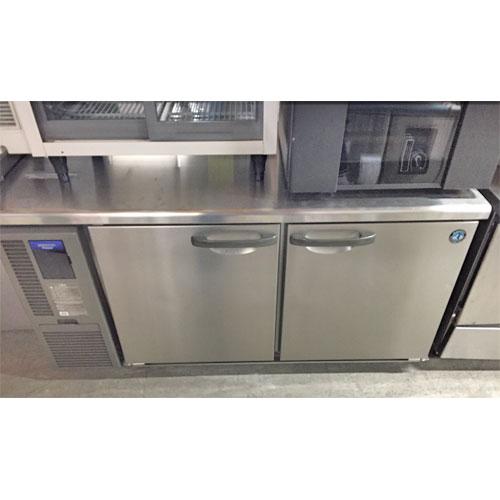 【中古】冷凍コールドテーブル ホシザキ FT-150SDF-ML 幅1500×奥行750×高さ800 【送料別途見積】【業務用】
