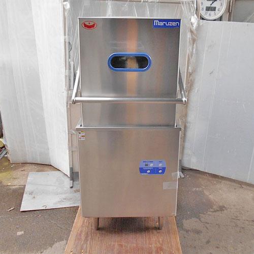 【中古】食器洗浄機 マルゼン MDDTB6 幅640×奥行670×高さ1445 三相200V 50Hz専用 【送料無料】【業務用】