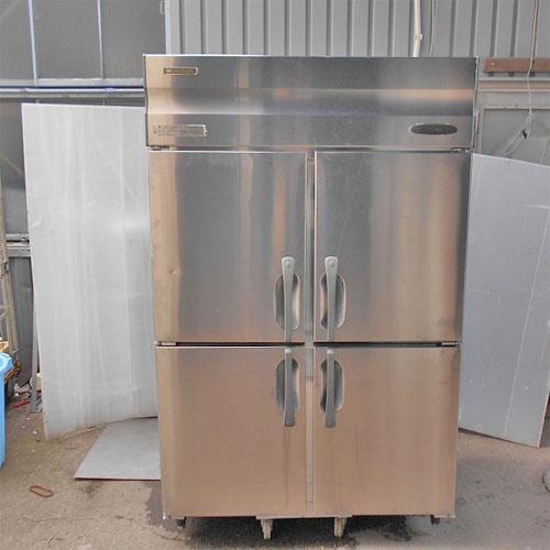 【中古】冷蔵庫 ホシザキ HR-120ZTX 幅1200×奥行800×高さ1890 【送料別途見積】【業務用】
