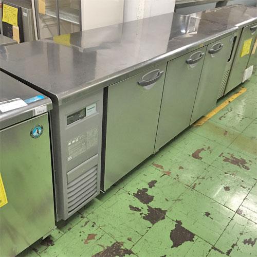 【中古】冷蔵コールドテーブル パナソニック(Panasonic) SUR-K1861SA 幅1800×奥行600×高さ800 【送料別途見積】【業務用】