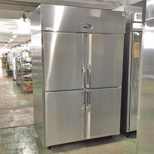 【中古】冷蔵庫 フジマック FR1280J 幅1200×奥行800×高さ1940 【送料別途見積】【業務用】