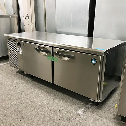 【中古】冷蔵コールドテーブル ホシザキ RL-150SNC 幅1500×奥行600×高さ600 【送料別途見積】【業務用】