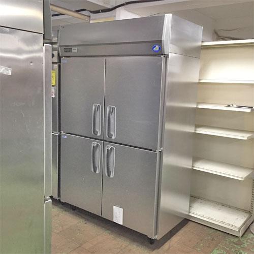 【中古】冷凍冷蔵庫 パナソニック(Panasonic) SRR-K1261C2 幅1200×奥行650×高さ1930 【送料別途見積】【業務用】
