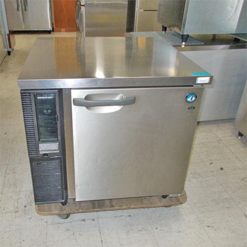【中古】冷蔵コールドテーブル ホシザキ RT-80SDE1 幅800×奥行750×高さ800 【送料別途見積】【業務用】