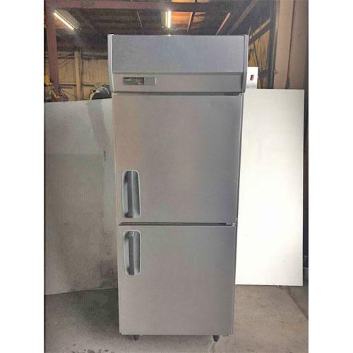 【中古】インバーター縦型冷凍庫 パナソニック(Panasonic) SRF-K781 幅745×奥行800×高さ1950 【送料別途見積】【業務用】