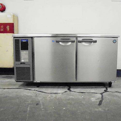 【中古】冷凍冷蔵コールドテーブル ホシザキ RFT-150SNF-E 幅1500×奥行600×高さ785 【送料別途見積】【業務用】