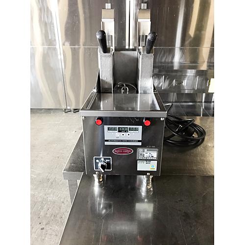 【中古】冷凍麺解凍調理器 日本洗浄機 UM221 幅260×奥行580×高さ450 三相200V 【送料別途見積】【業務用】